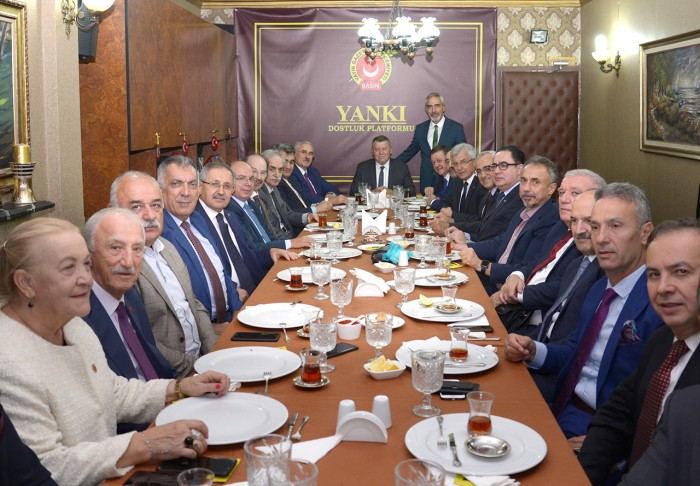 Yankı Dergisi Yargıtay Başkanı Yavuz Kaya Yargıtay Başsavcısı (2)